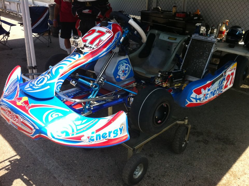 Yannick Rolland Racing Gallery Skusa Prokart Challenge